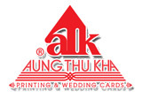 Aung Thukha Invitation Card