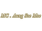 MC. Aung Soe Moe Wedding Planners