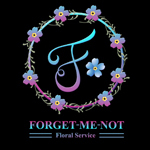 Forget Me Not Floral Service Door Gifts