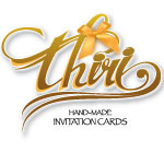 Thiri Hand-Made Invitations Card