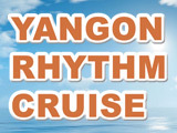 Yangon Rhythm Cruise Backdrop Decorations