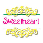 Sweet Heart Invitations Card