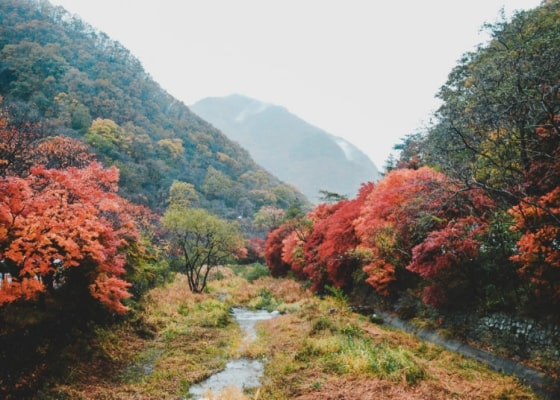 Bukhansan national park min