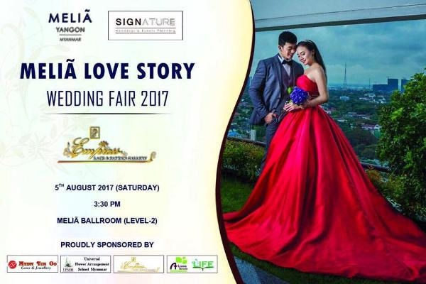 Love Story Wedding Fair 2017 (Melia Hotel)